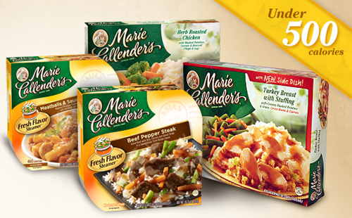 graphic regarding Marie Callender Coupons Printable identified as Marie callenders frozen foods printable discount coupons / Coupon